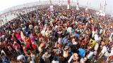 Kumbh Mela: Thousands of devotees take holy dip on Makar Sankranti