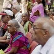 Shocking! Senior citizens pensions equivalent of Rs 92 at current value