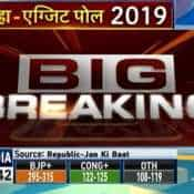 Exit polls 2019 impact: Markets may soar 5% to all-time highs on Monday, say experts