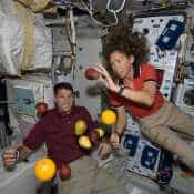 Exercise in space keeps astronauts from fainting on Earth