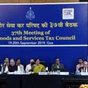 GST Council meeting: Nirmala Sitharaman says rate on hotel room tariffs from Rs 1,001 to Rs 7,500 cut to 12%