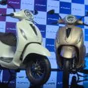 LIVE: Bajaj Chetak Electric Scooter LAUNCHED - SEE PICS, WATCH VIDEO