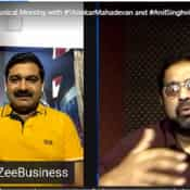 #StarsOnZeeBusiness: Catch Anil Singhvi in candid chat with Bollywood composer-singer Shankar Mahadevan on life's passions
