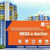 BoB mega e-auction - Get the chance of owning property anywhere in India