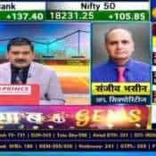 Sanjiv Bhasin picks these two stocks for good returns - Check target price, stop loss here