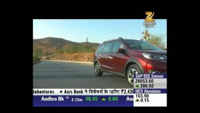 Reviews of Honda's BRV : Zgnition