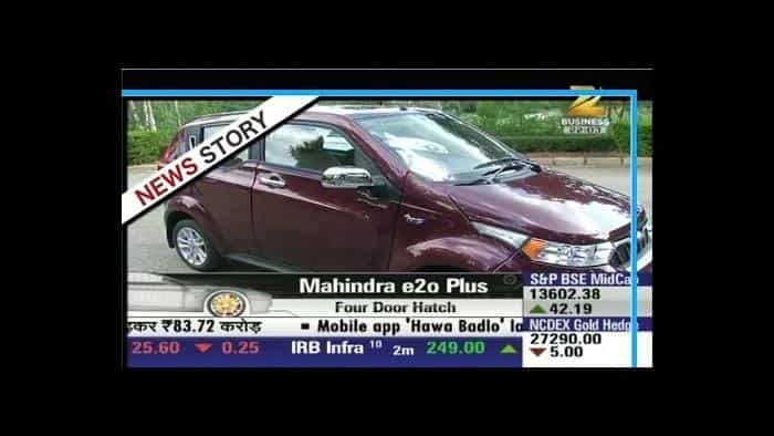 Zeeginition : Review and features of the newly launched Mahindra e20 plus electric car