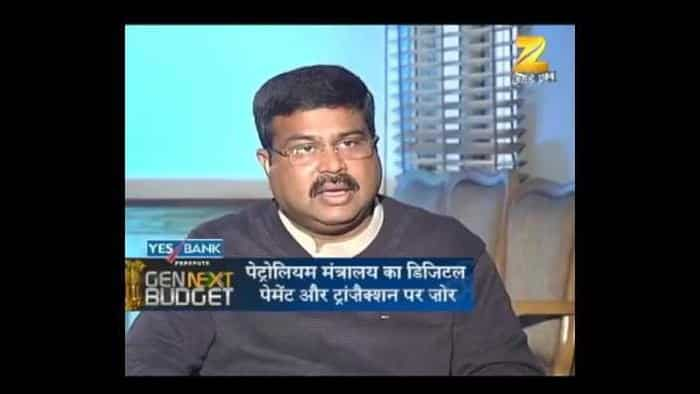 Exclusive talk with Dharmendra Pradhan, Petroleum Minister over upcoming budget