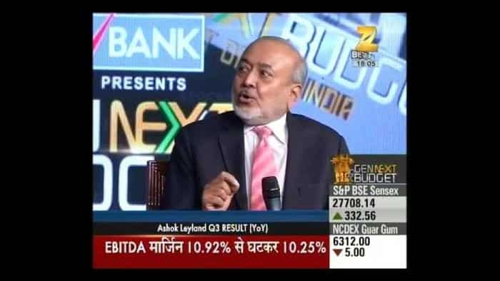 Reports of Zee Business's budget conclave in BSE