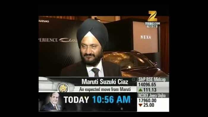 Exclusive talk with R.S. Kalsi, Executive Director, Maruti Suzuki