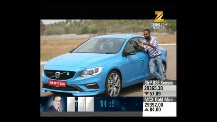 Zeegnition : Features review of sports car Volvo S60 polestar version