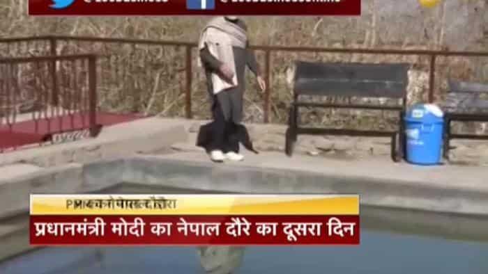 PM Modi offers prayers at Nepal's Muktinath temple