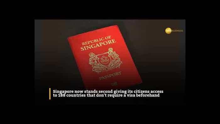 Japanese possess most powerful passport in world