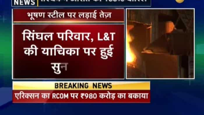 NCLAT asks Tata Steel if it will clear the statutory dues of Bhushan Steel