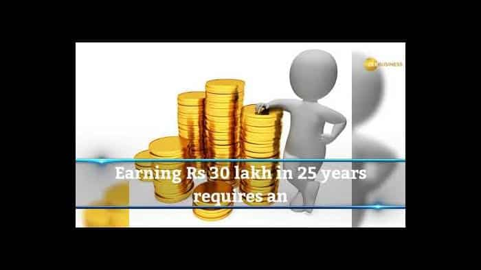How to become a crorepati: You need just Rs 4,000