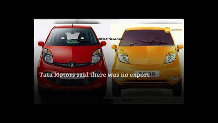 RIP Tata Motors Nano: It was just 10