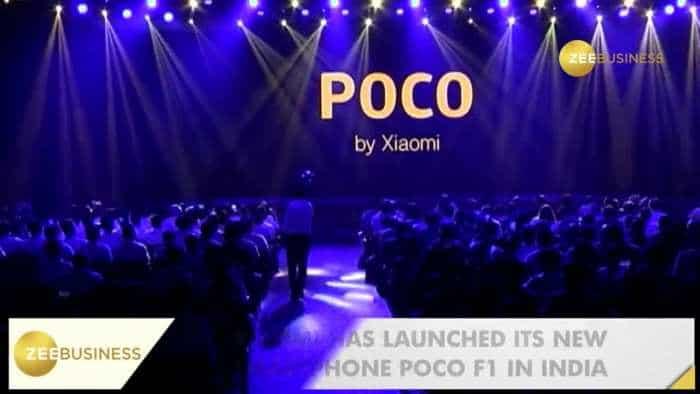 Xiaomi launches its new smartphone Poco F1 in India