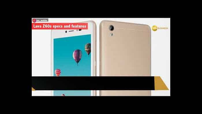 LAVA Z60s launched; know price, specs and features