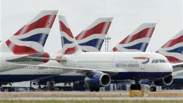 Next time you fly on British Airways, be prepared for a big surprise