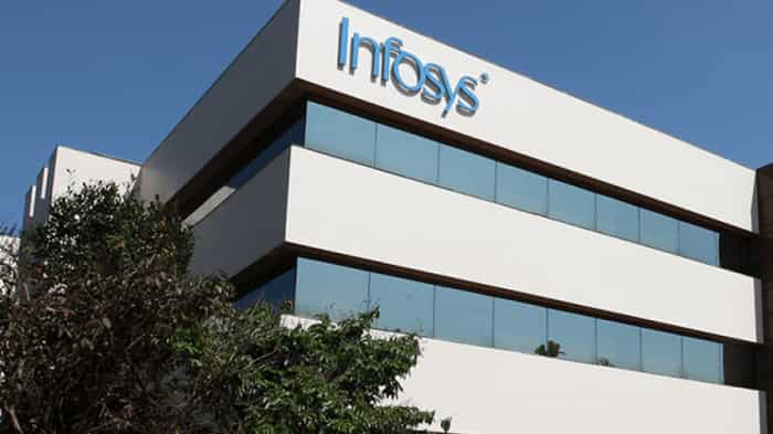 Infosys shares gain over 3% on partnering with Google Cloud