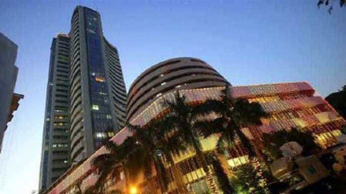Sensex extends losses, cracks over 450 pts; Nifty near 11,000