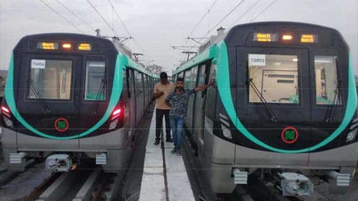 Noida-Greater Noida Metro Aqua Line status, route map, stations, train speed: Services may start in October; Key facts