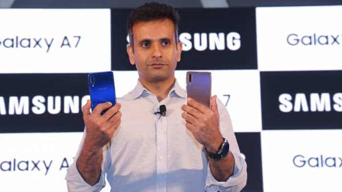 Samsung Galaxy A7 launched priced at Rs 23,990; Know price, specs and features