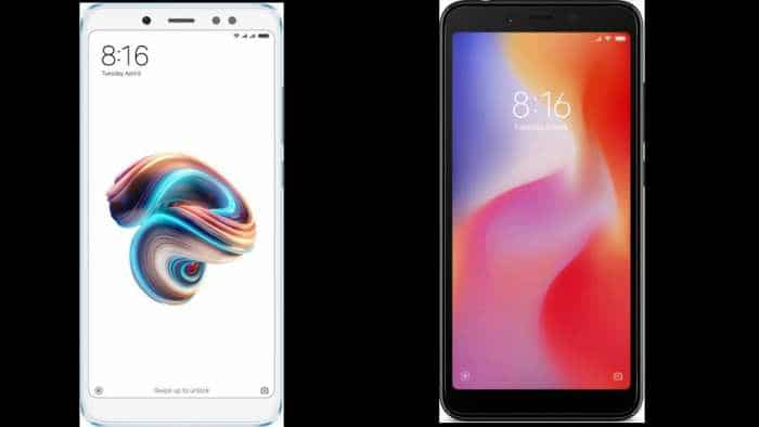 Big Billion Days Sale: Get Xiaomi Redmi 6 for up to Rs 540, Redmi Note 5 Pro for as low as Rs 1,170 on Flipkart