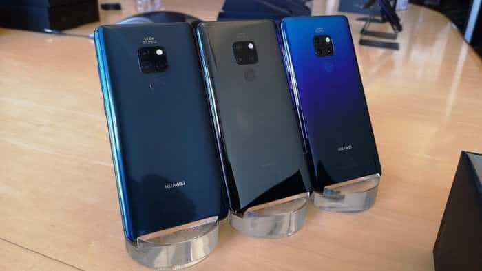 Huawei Mate 20 unveiled; set to rival Apple iPhone XS Max, Samsung Galaxy Note 9; Check price, specs and features
