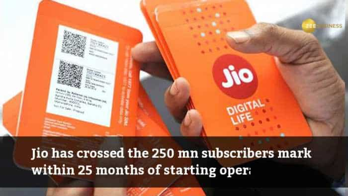 Reliance Jio At A Glance