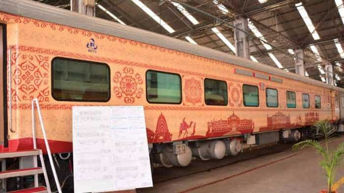 Amazing! In a first for Indian Railways, IRCTC to run Delux train with world-class facilities; see photos