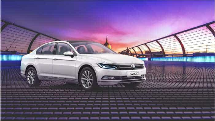 Volkswagen launches Passat Connect at Rs 25.99 lakh