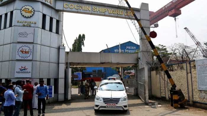 Cochin Shipyard set to get Mumbai Port boost, service around 100 more ships each year