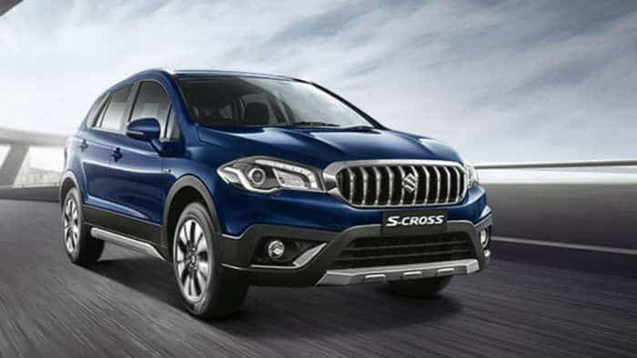 Maruti Suzuki S-Cross in the news; check what is on offer