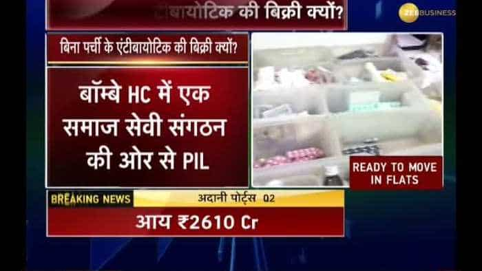 PIL filed in Bombay High Court seeking curb on unprescribed antibiotics sale