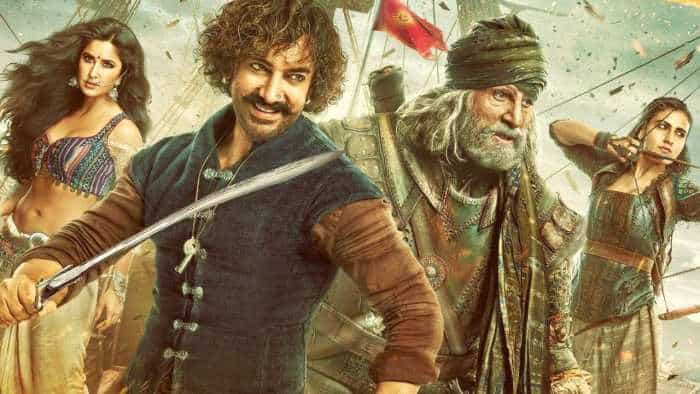 Thugs of Hindostan box office collection: Aamir Khan starrer to hit Rs 100 cr mark on day 2