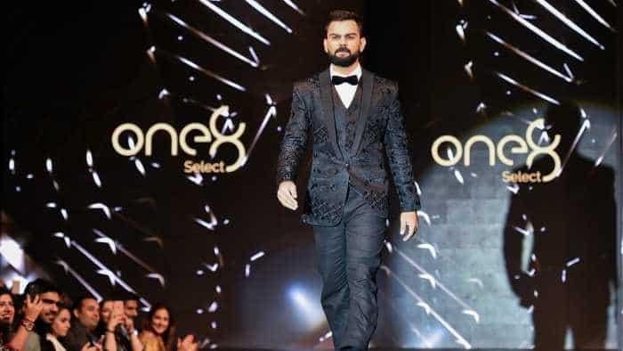 Wow! Virat Kohli launches new portfolio of his One8 brand