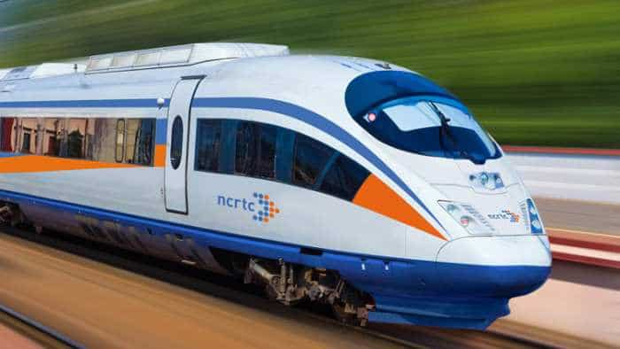 Wow! Reach Ghaziabad to Gurugram in 40 minutes! High-speed rail to make this possible