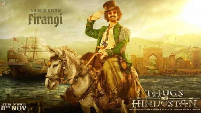 Thugs Of Hindostan Box Office Collection: Aamir Khan starrer rises to Rs 133.75 cr