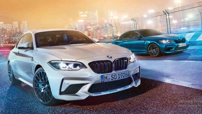 BMW M2 Competition launched In India; Check out for price and specs
