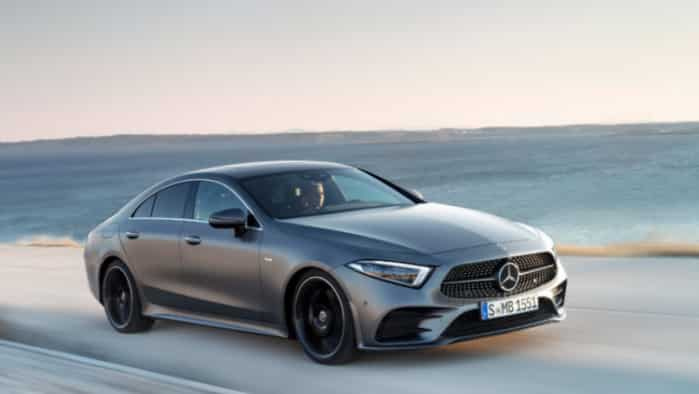 Mercedes-Benz CLS-Class, world's first four-door coupe, launched in India; check price, more