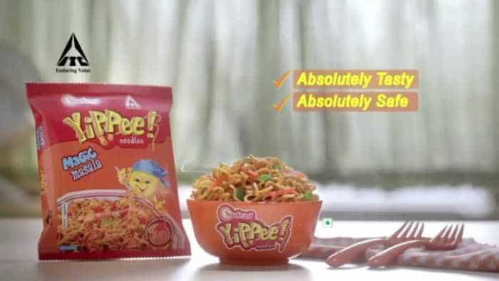 ITC's Yippee noodles now  Rs.1,000 crore brand