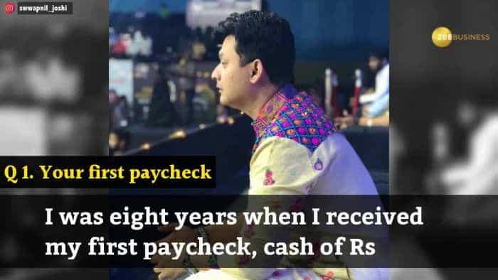 Swwapnil Joshi, Actor, shares money tips