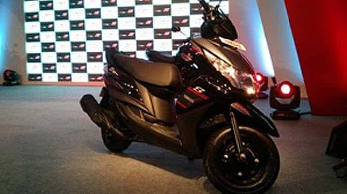 Honda Motorcycle and Scooter India sales cross 25 million mark