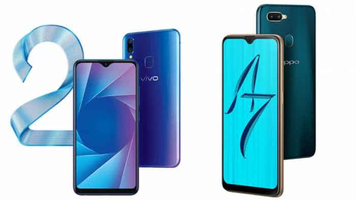 Vivo Y95 vs Oppo A7: Which one should you buy? Check price, specs and features; all details here