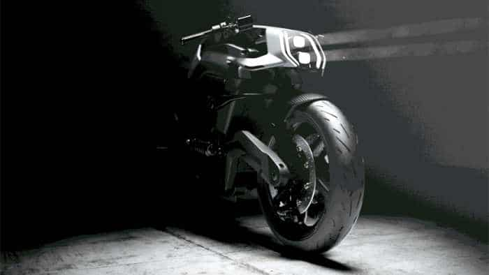 Wow! Meet ARC Vector, world's most advanced electric motorcycle; amazing photos here