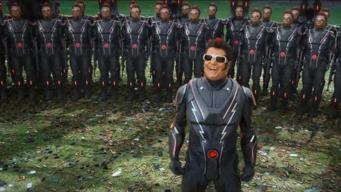 2.0 Box Office Collection Day 2 worldwide: All hopes on mighty weekend! Rajinikanth-Akshay Kumar starrer declines on 2nd day