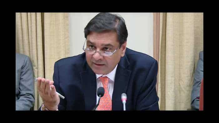Urjit Patel led RBI keeps key rates unchanged