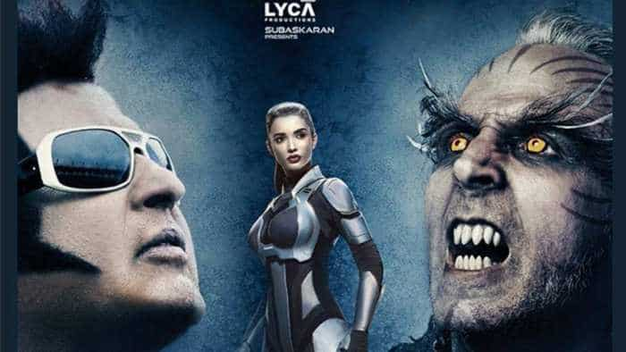 2.0 Box Office Collection: Rajinikanth film 'creating history' on box office; mints over Rs 520 cr worldwide