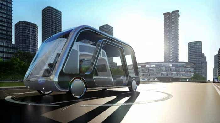 Meet the Future: Self-driving hotel rooms to travel places while you work, eat, sleep, enjoy